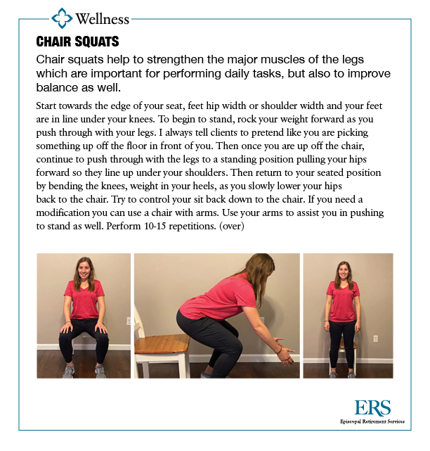 Home Exercise Series1_chair squats