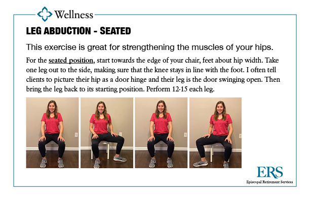 Home Exercise Series1_leg ab seated