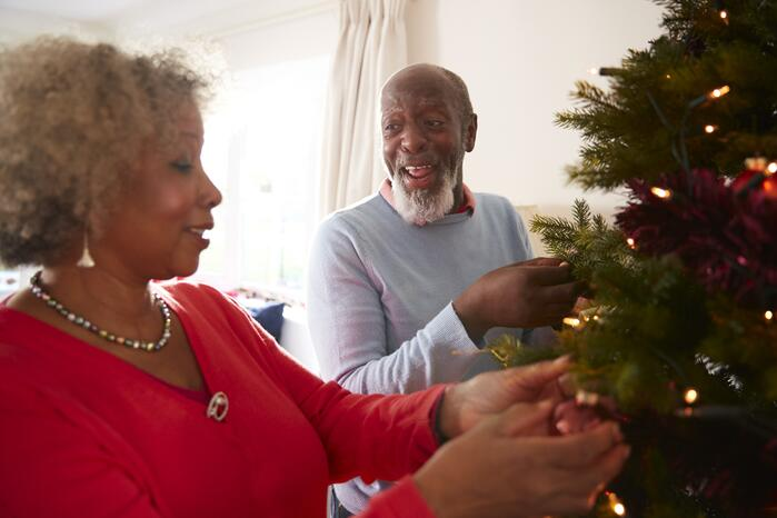 Tips for Celebrating the Holidays When You Cant be with Your Senior Loved Ones