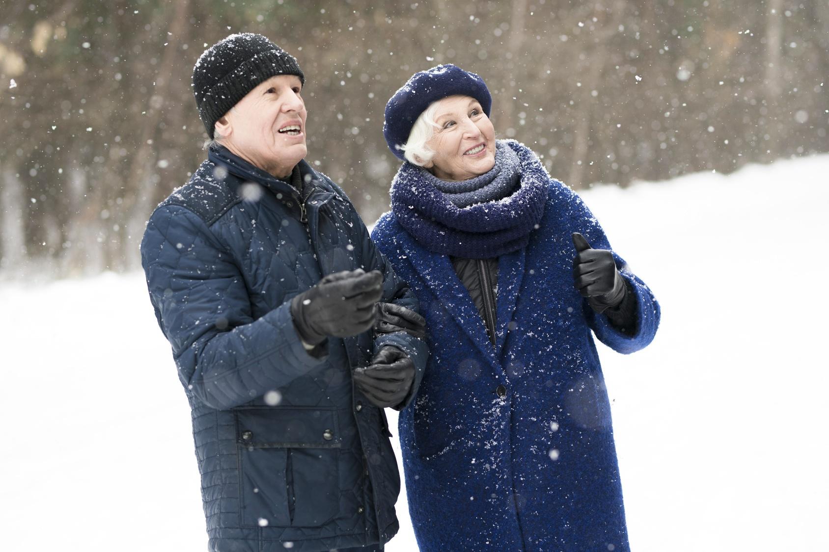 active-senior-winter