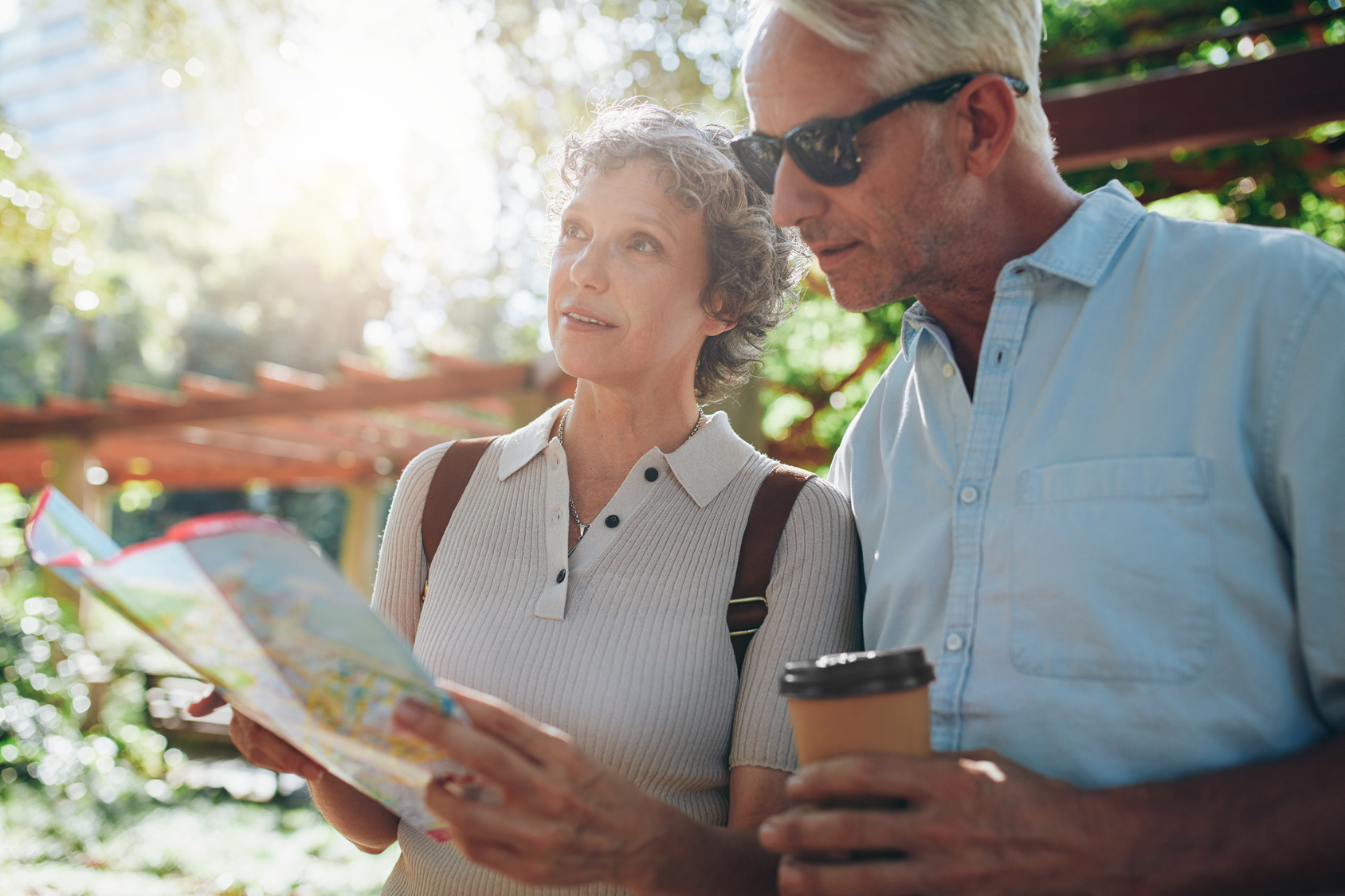 Tips for Traveling With a Parent or Spouse Who Has Alzheimer's