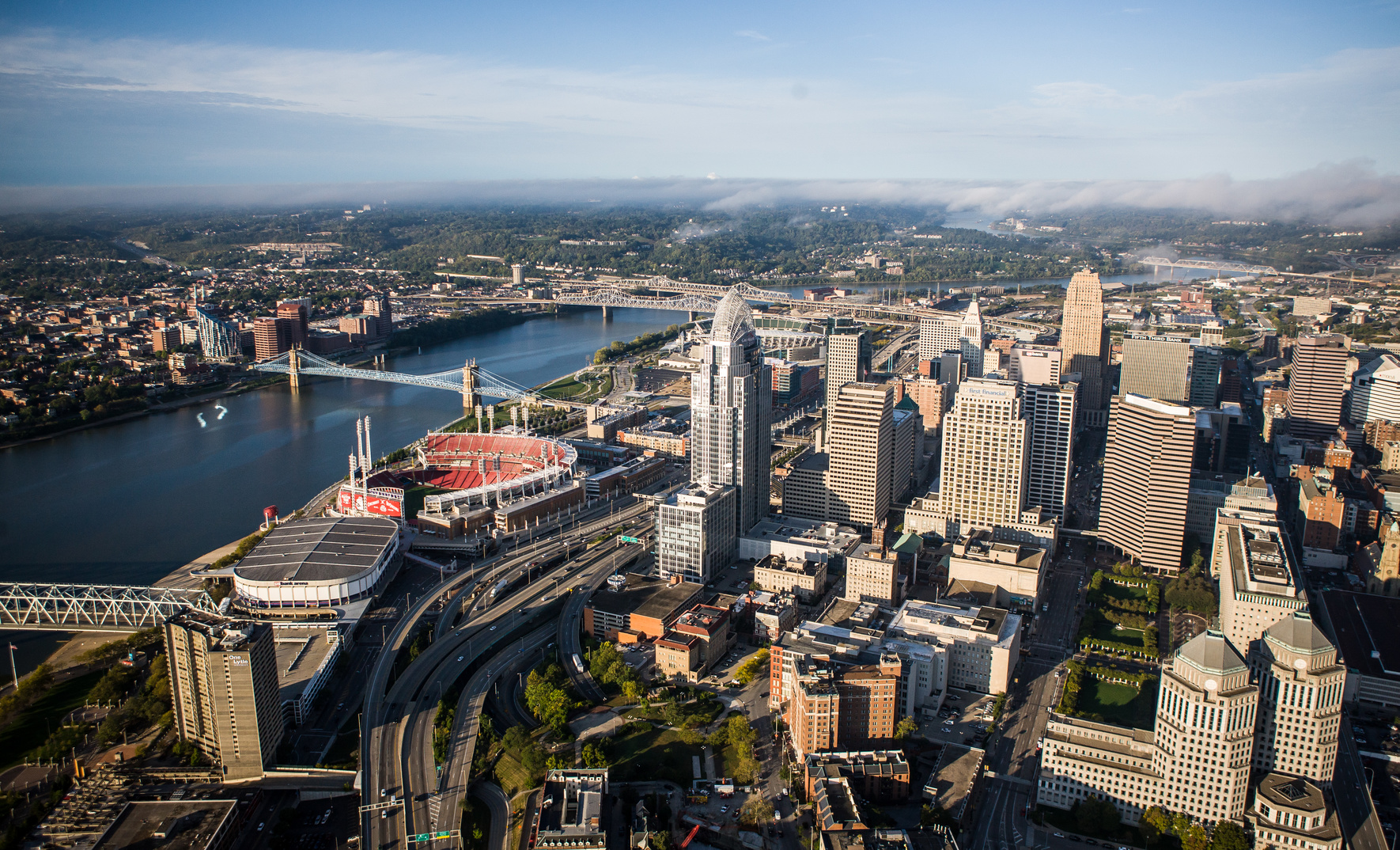 7 Fun Things to Do With Your Aging Parent Around Cincinnati This Summer