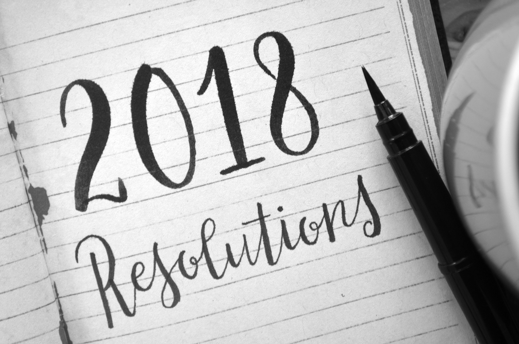 6 Resolutions We're Making at ERS for 2018