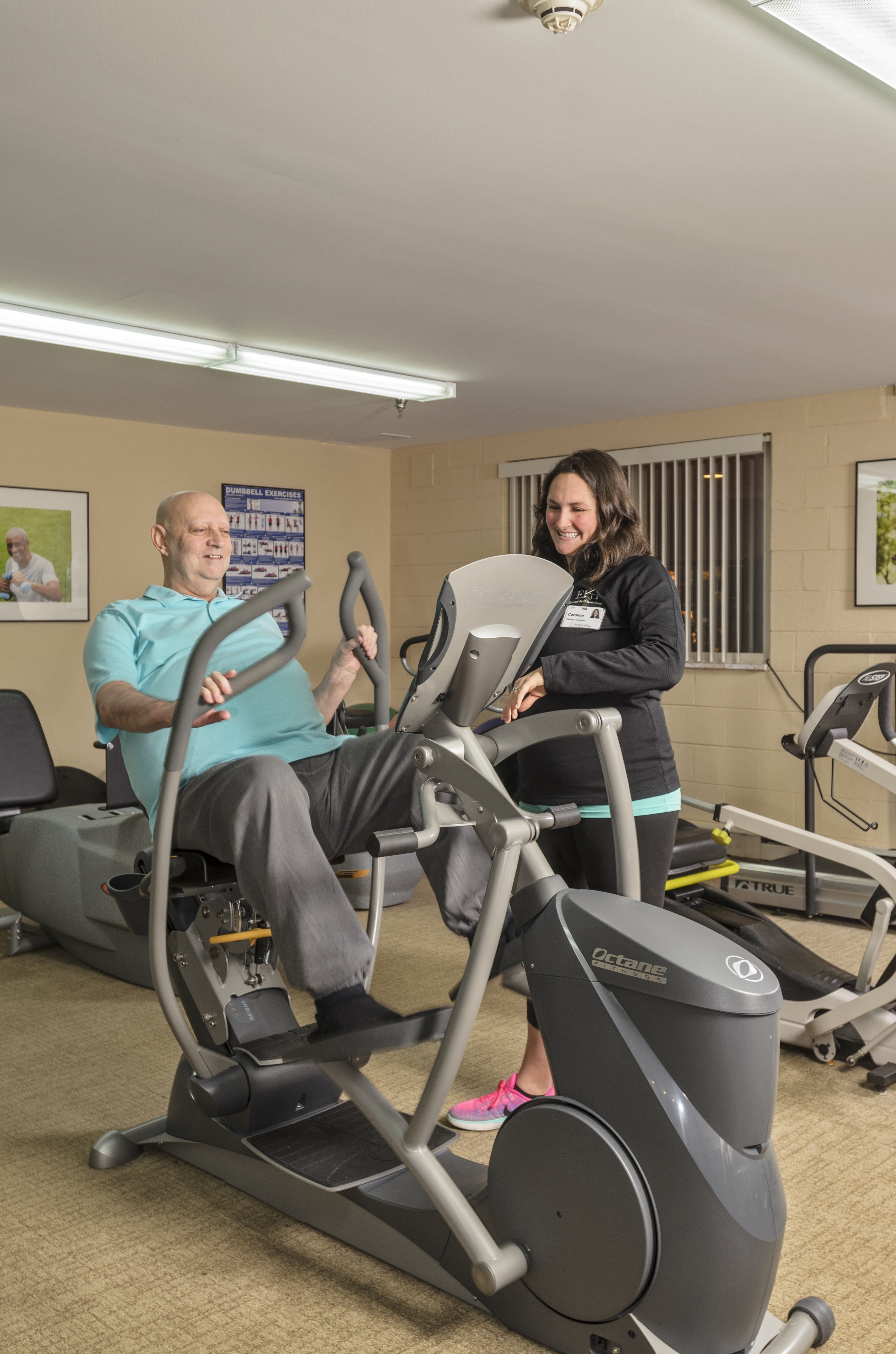 ERS Wellness Program Wins Award from Professionals in Aging