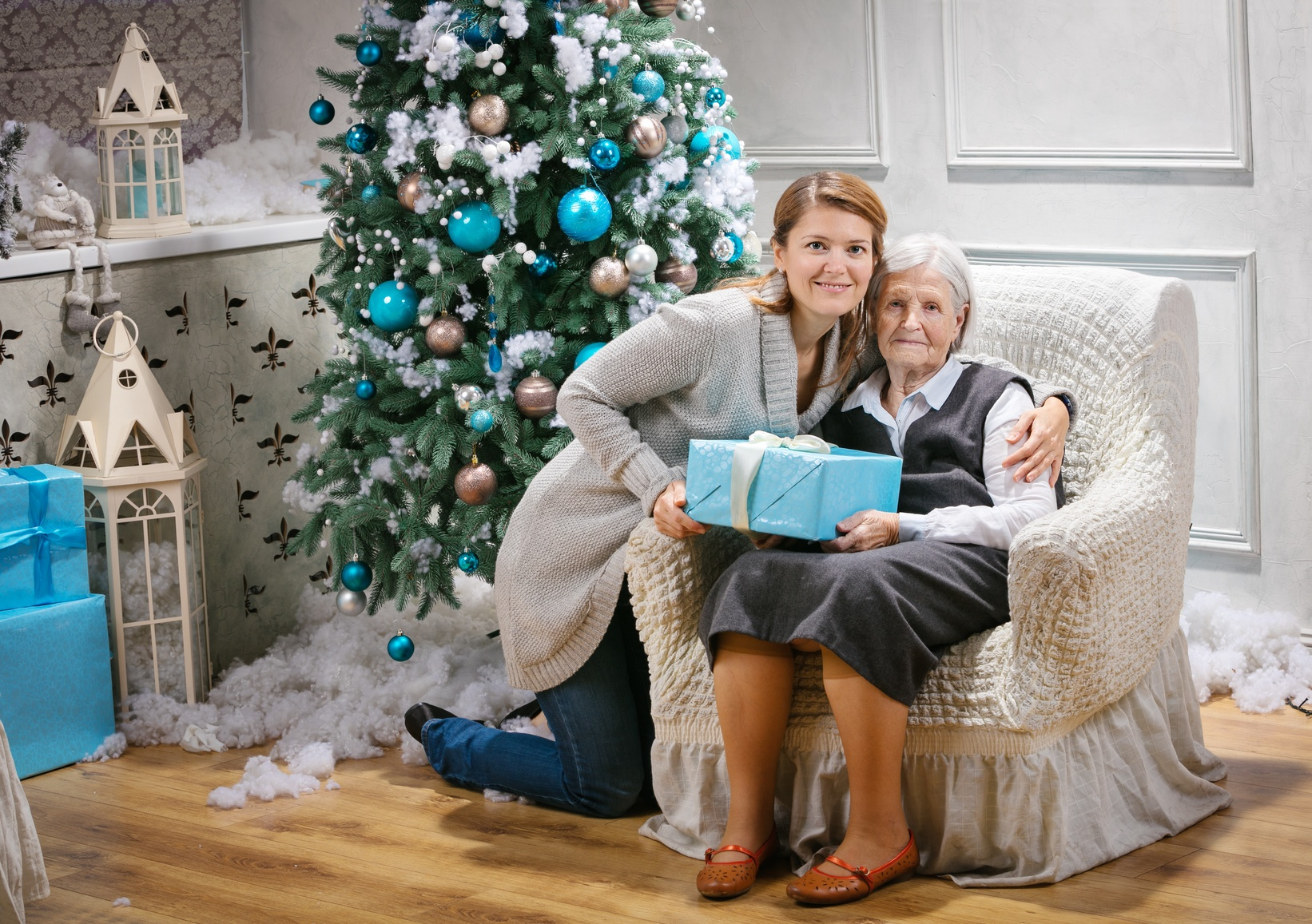 Tips on Spending the Holidays with a Loved One with Memory Loss
