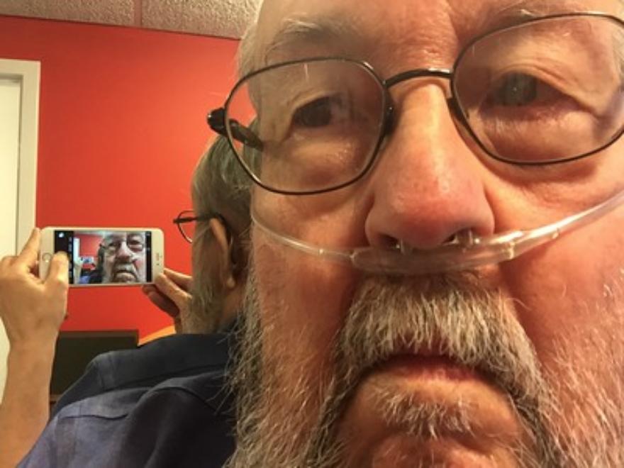 MPL Resident Dan Wheeler Finds Positive Aging in Lifelong Creativity