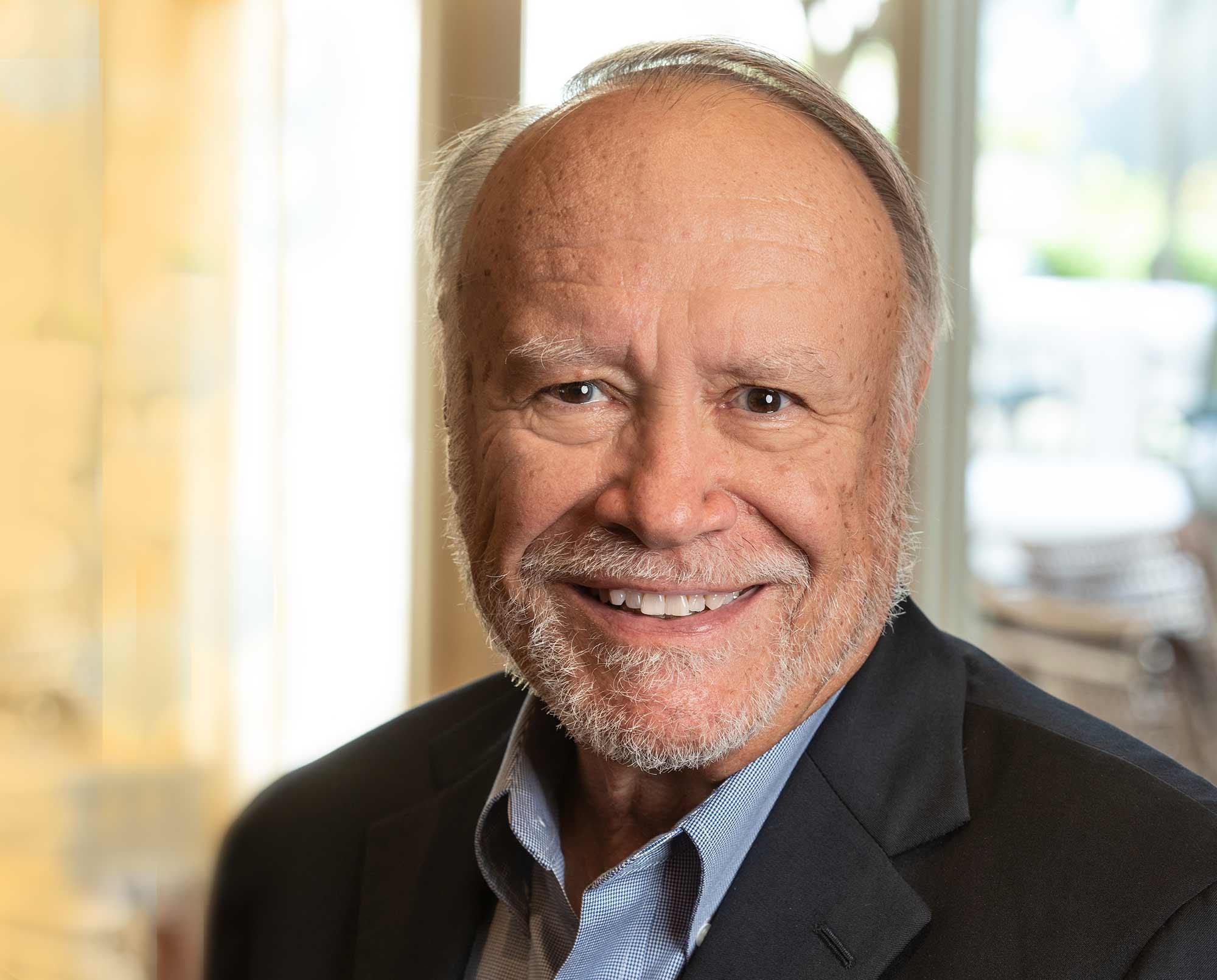 How Episcopal Church Home Resident Dr. John Kiesel Lives Purposefully