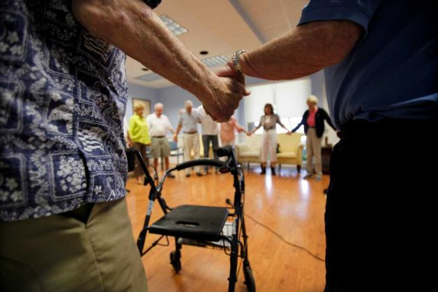 Cincinnati Caregivers Find Support at Marjorie P. Lee Retirement Home