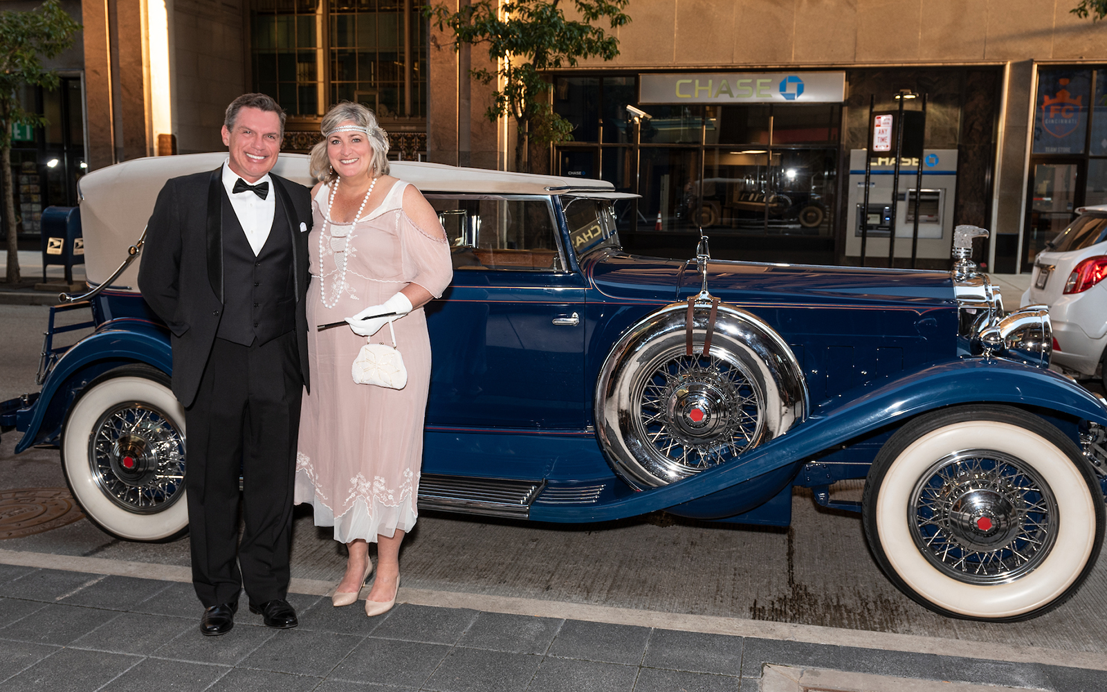 ERS's Great Gatsby Gala Raises Over $250K for Seniors