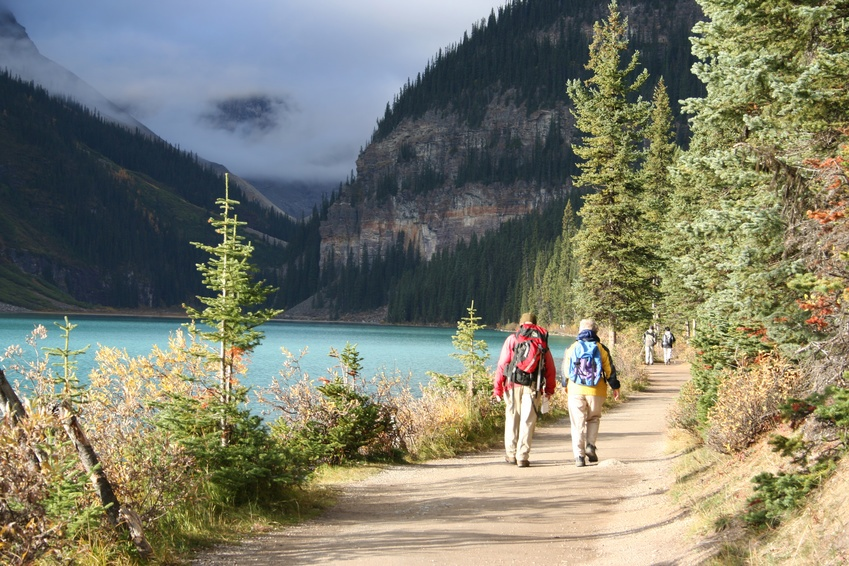 Take a Hike With Other Seniors This Spring