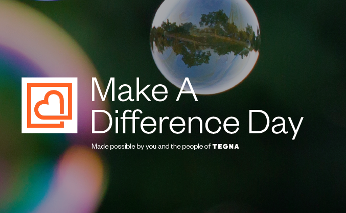 How ERS Residents & Staff Are Celebrating Make a Difference Day