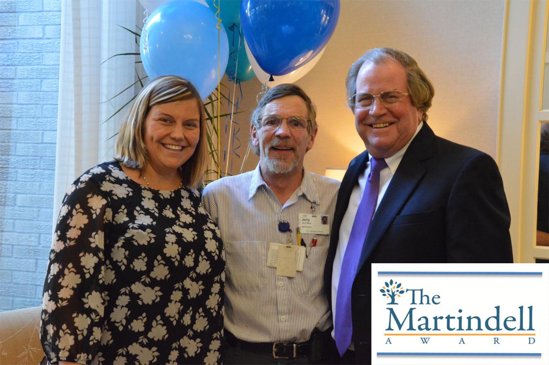 ERS Announces 2016 Martindell Award Winner