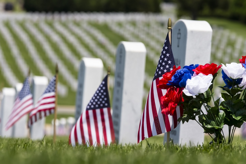 Plan a Patriotic Memorial Day with Your Aging Parents