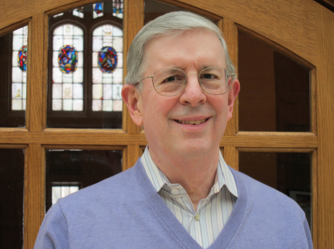 ERS Chaplain Pens Second Award-Winning Short Story Collection