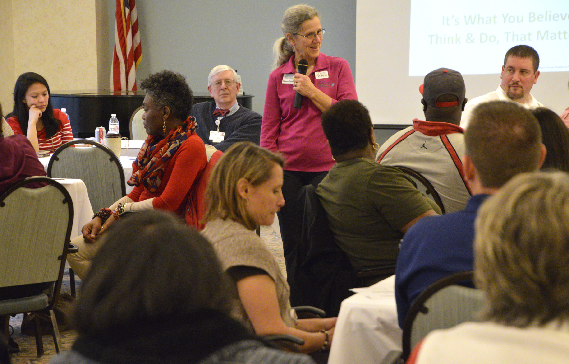 Marjorie P. Lee Staff Learn About a Positive Approach to Care®