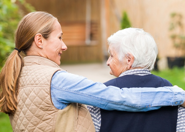 4 Tips for Coping with Caregiver Stress