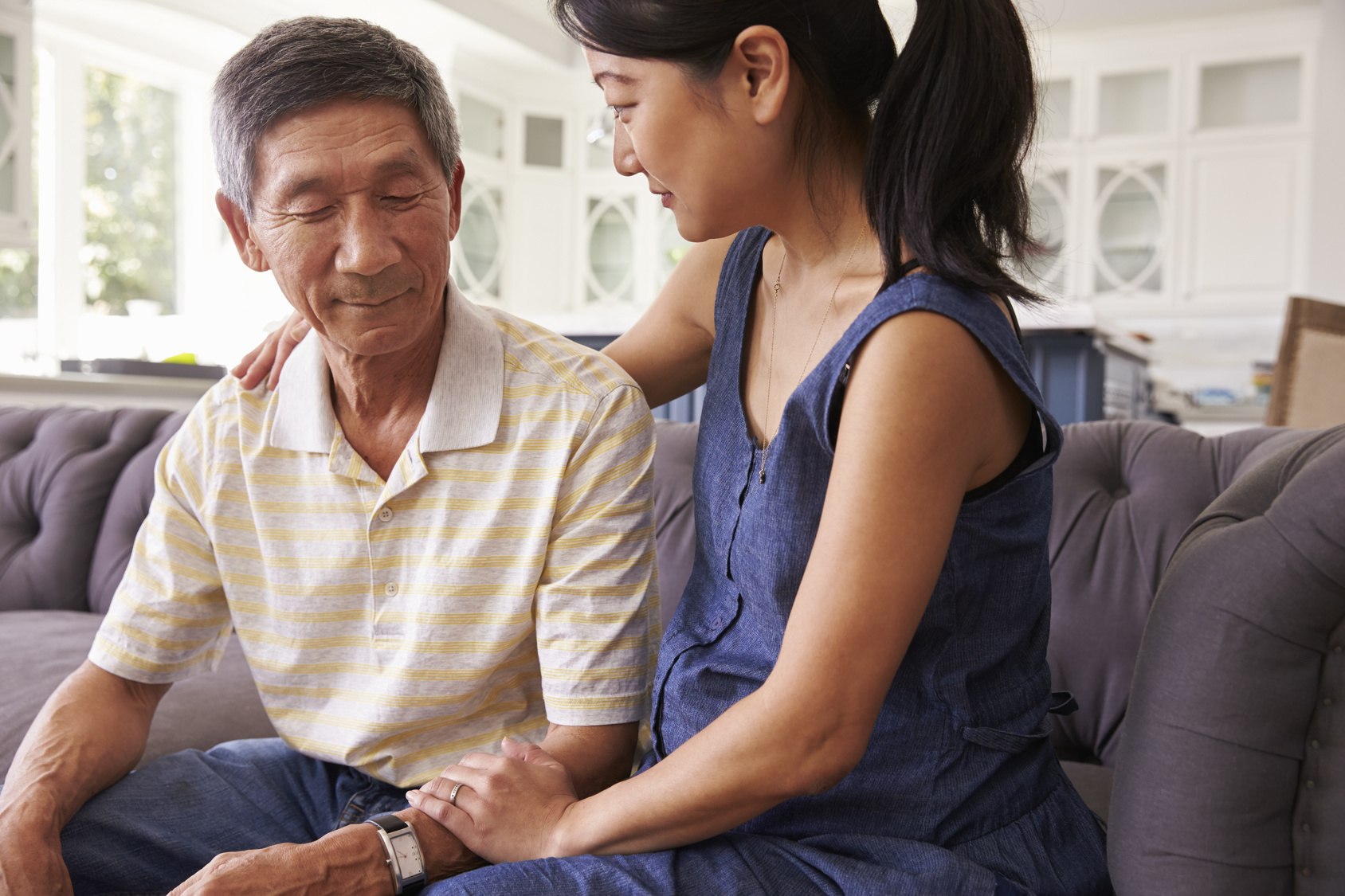 4 Steps to Take when Mom or Dad is Diagnosed with Alzheimer's or Dementia