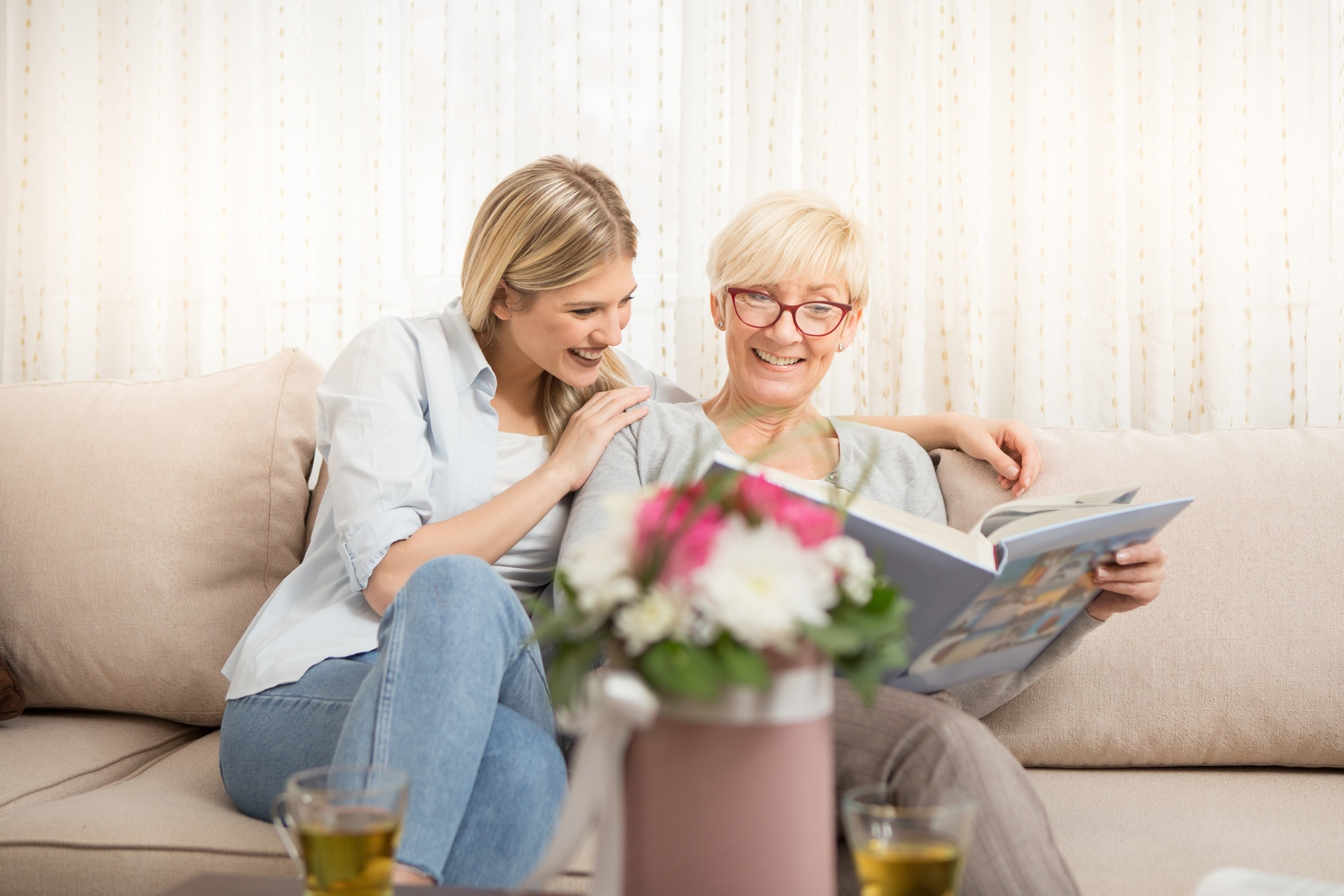 How You Can Spend Quality Time with a Parent with Memory Loss