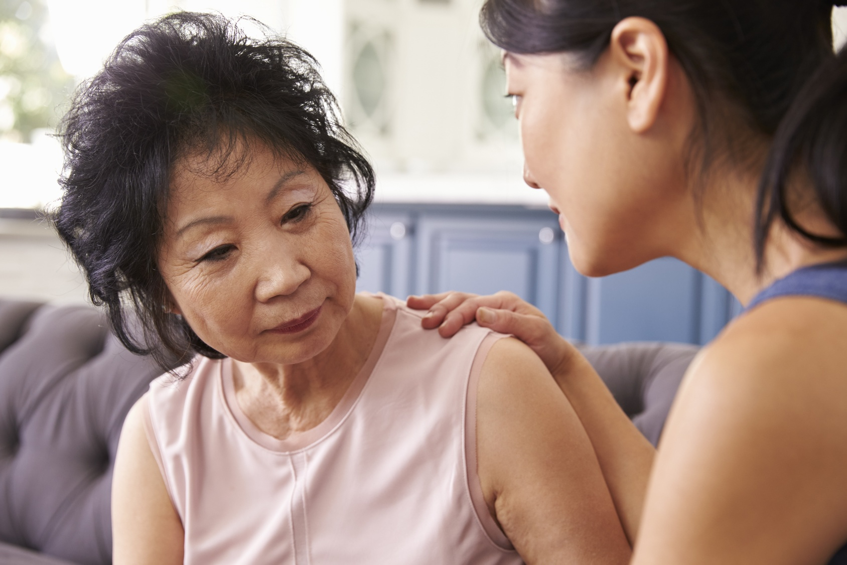 Feeling Guilty for Moving Mom Into Memory Care? Use These Coping Strategies