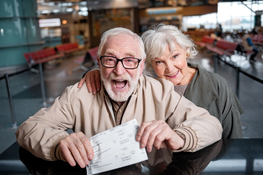 4 Steps for Safe Travel with a Parent with Alzheimer's or Dementia