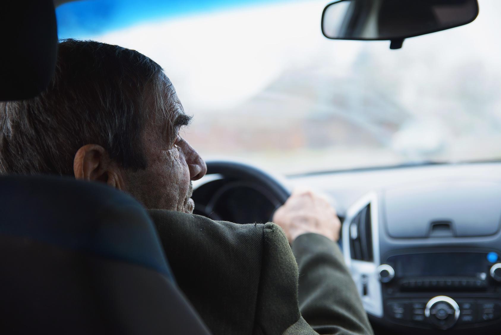 Seven Safe Driving Tips for Seniors