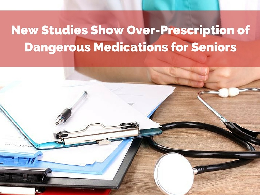 Studies Show Over-Prescription of Medications for Seniors