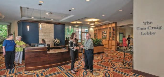 ERS Completes $4.25 Million Capital Campaign for Marjorie P. Lee Renovations
