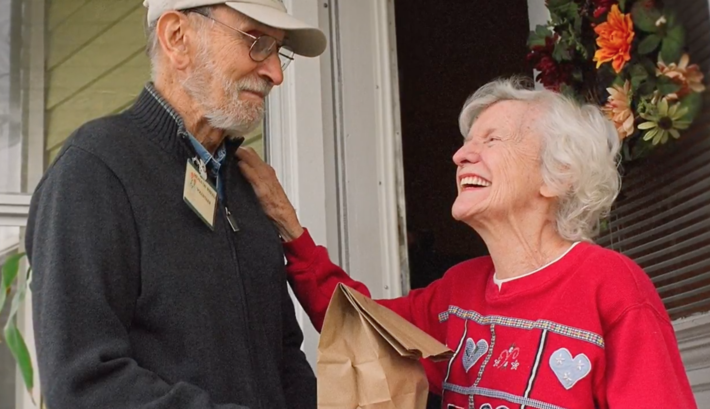 Meet the Food-Delivering Angels on Deupree Meals On Wheels' Route 8
