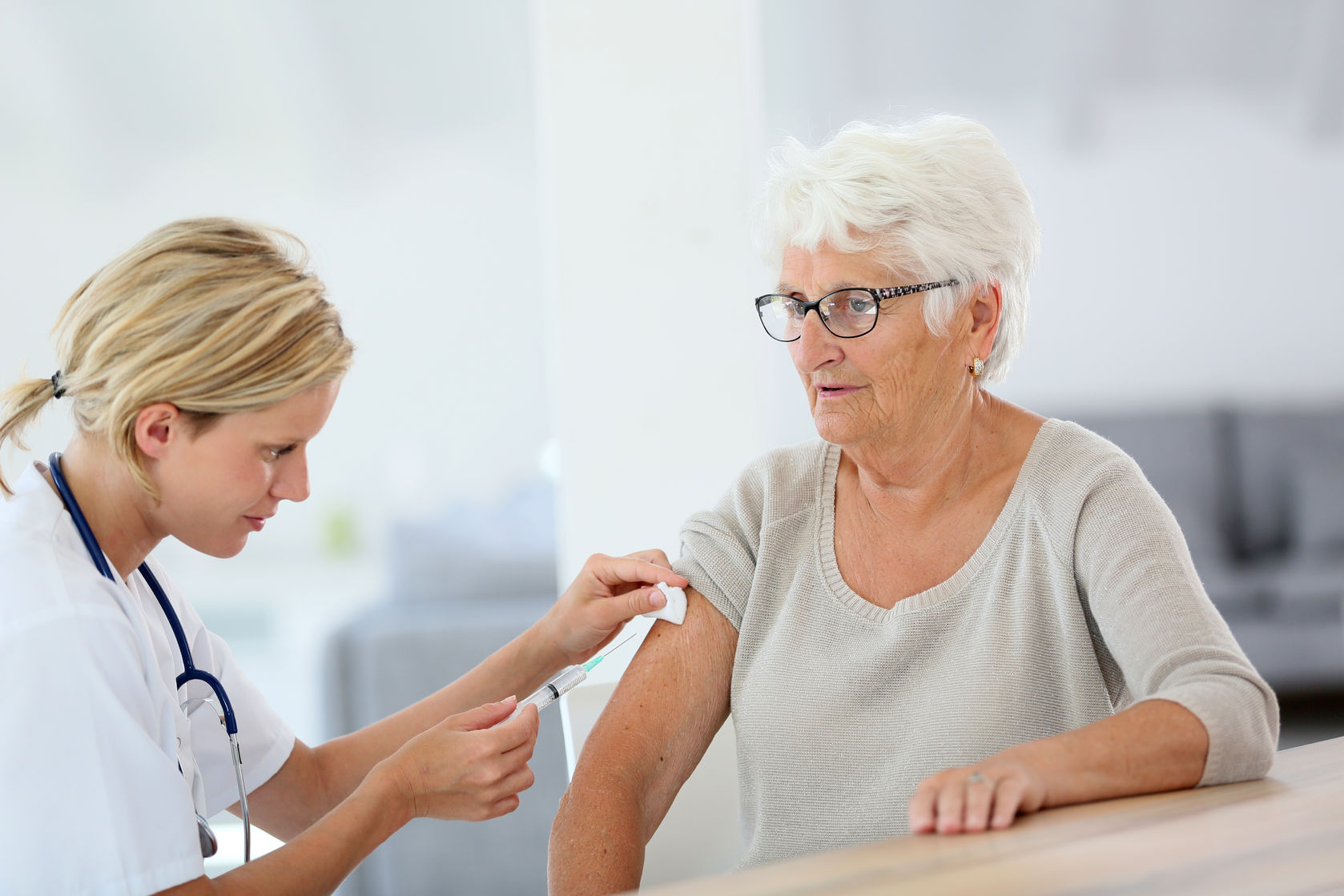 4 Things Cincinnati Seniors Should Do to Prepare for Flu Season