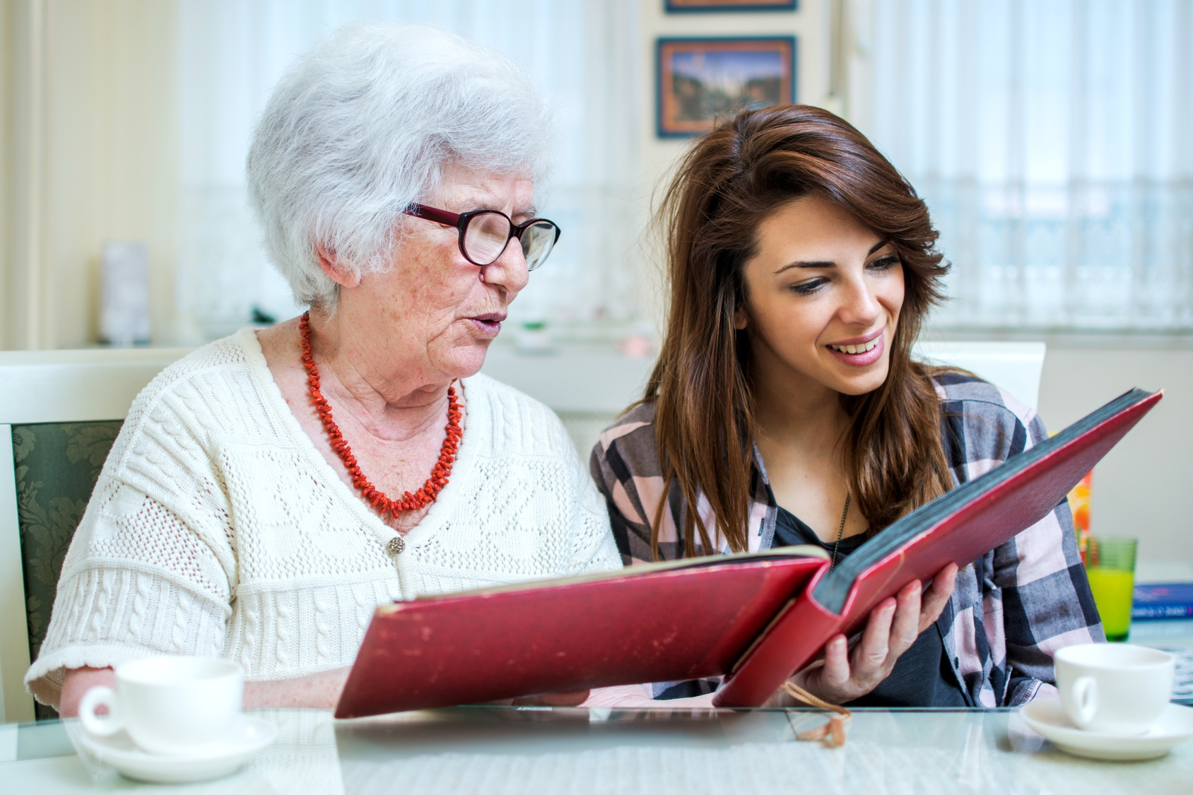 How To Spend Grandparents Day With A Loved One Who Has Memory Loss