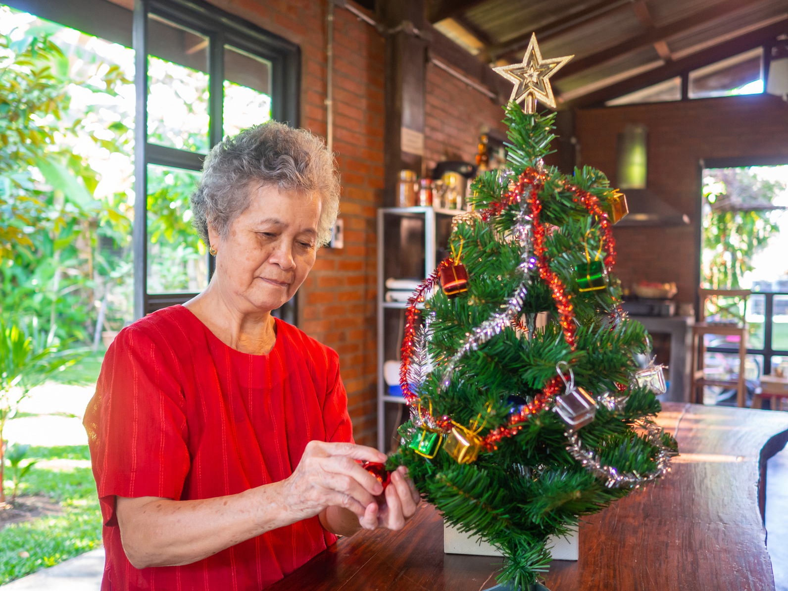 Five Tips for Spending the Holidays With a Parent with Alzheimer's