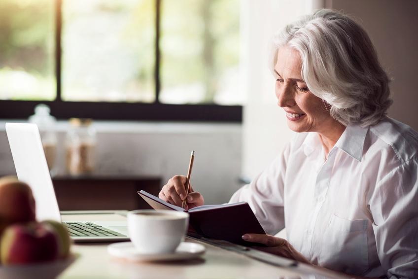 Seniors: Here's How to Finally Write That Memoir