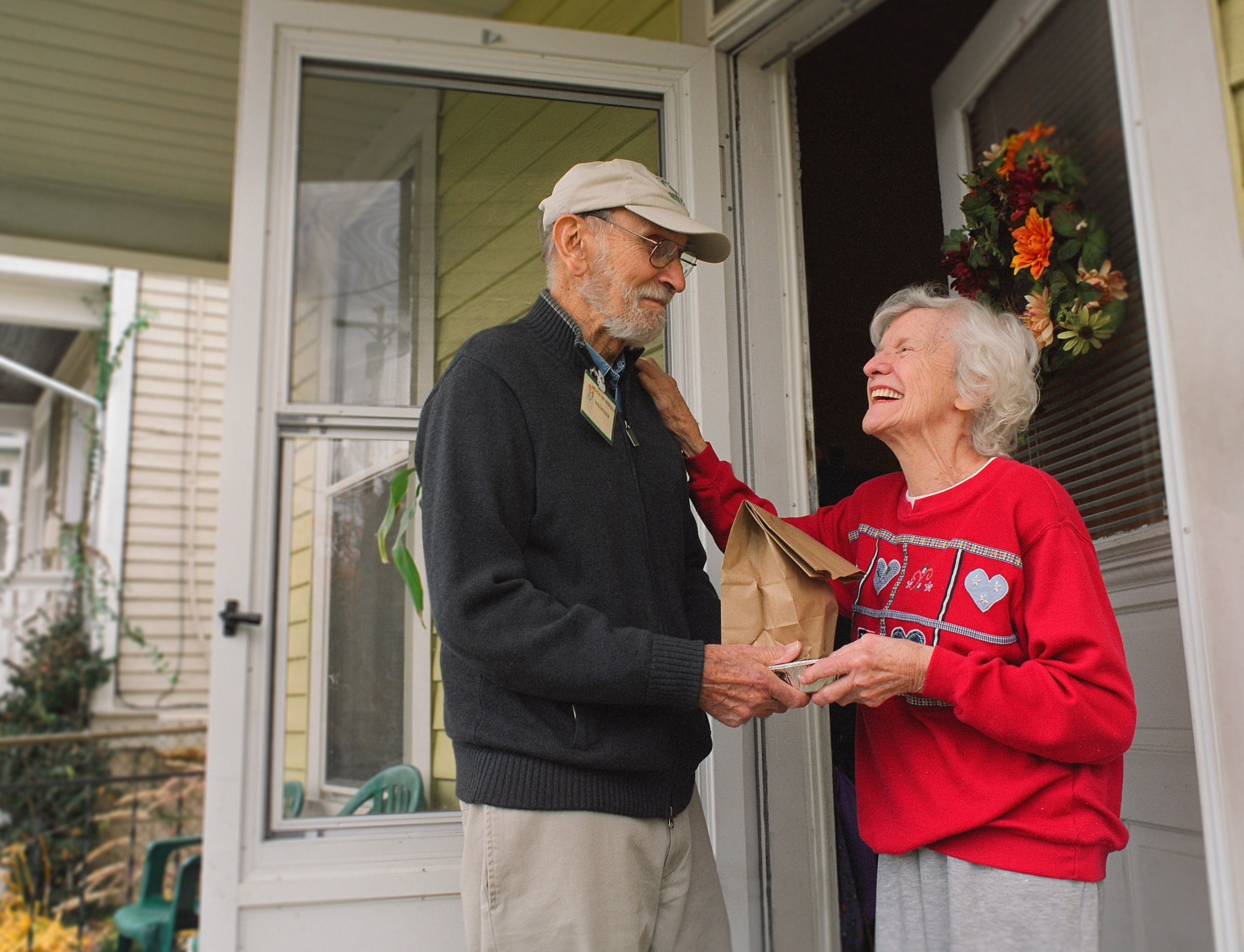 Deupree Meals On Wheels Breaks Records in 2016